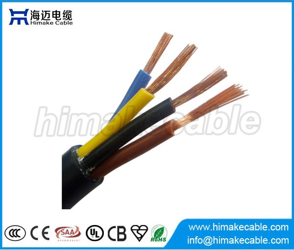 Single-Core PVC isolierten Flexible elektrische Draht-Kabel 300/500V ...