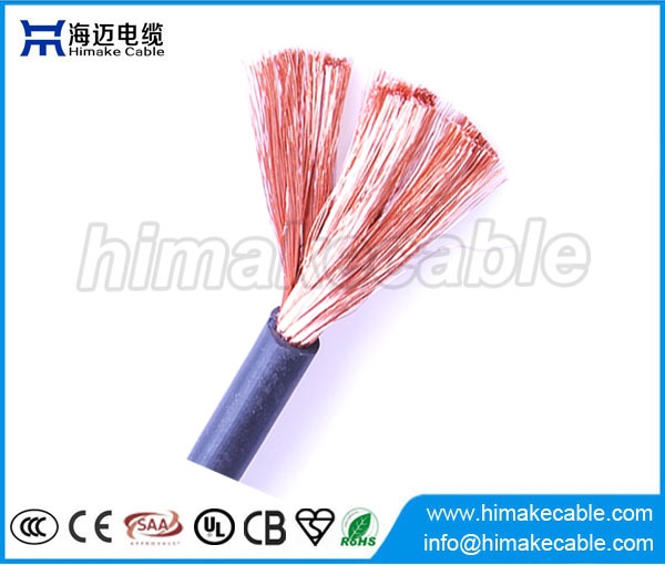 Flexible Cable Manufacturer : Rubber insulated flexible welding cable china electric
