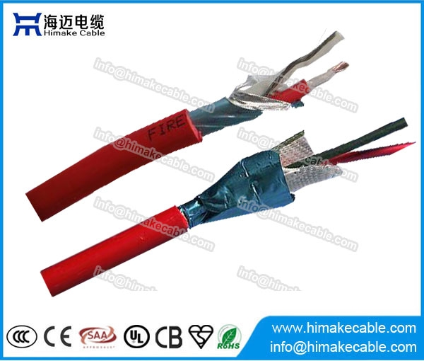 Geschirmte HF-110 Feuer bewertete Kabel 450/750V - Elektrokabel ...