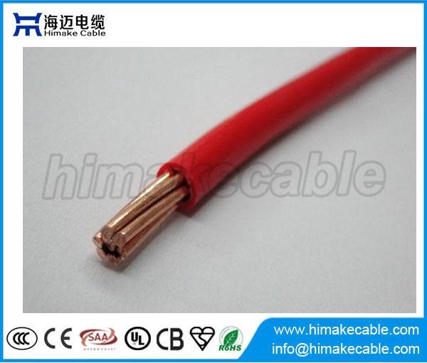 Single core PVC insulated strand copper electric wire 300/500V 450 ...