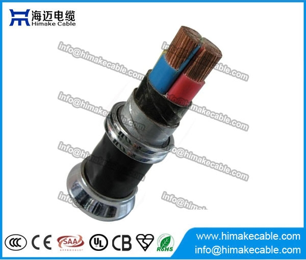 Pvc Insulated Cable Constrution : Steel tape armored pvc insulated power cable kv