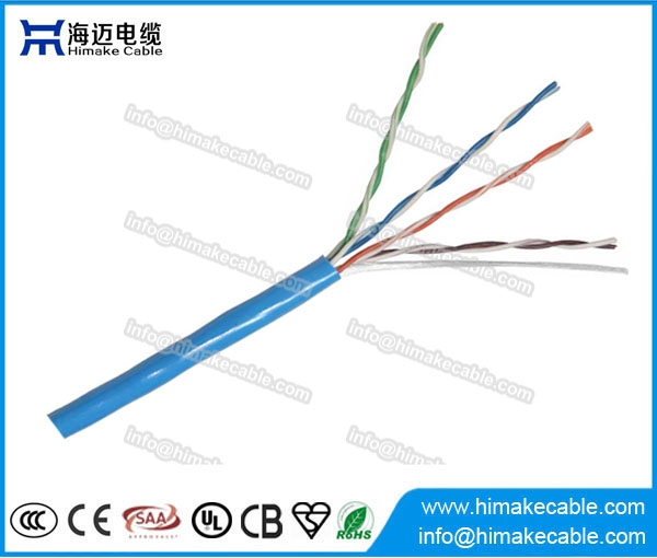 UTP Cat5e cable CCA BC conductor - China electric wire cable ...